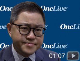 Dr. Ku on Role of Durvalumab in Gastric Cancer