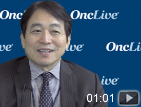 Dr. Kudo Discusses TACE Plus Sorafenib in HCC