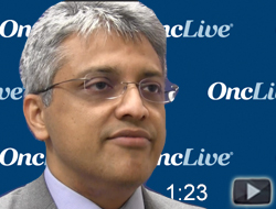 Dr. Shaji Kumar on Novel Frontline Treatment Options in Multiple Myeloma