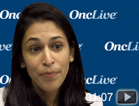 Dr. Kumthekar Discusses Frontline Therapy for Anaplastic Astrocytoma