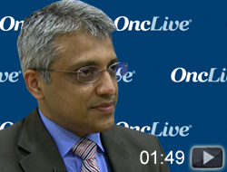 Dr. Kumar Discusses Advances in the Field of Multiple Myeloma