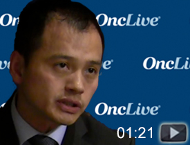Dr. Lam Discusses Agents for ROS1-Mutated NSCLC