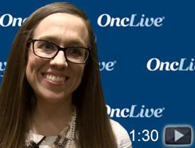 Dr. Leslie Discusses Duvelisib in Follicular Lymphoma