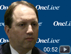 Dr. Levine on Sequencing of Agents for Ovarian Cancer