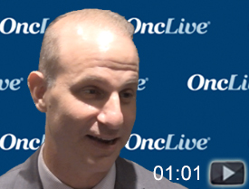 Dr. Levy Discusses the Outlook for Oncogene-Driven NSCLC