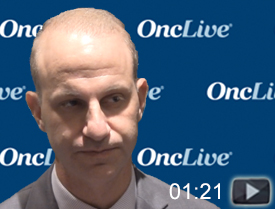 Dr. Levy on the Benefits of Liquid Biopsies in NSCLC