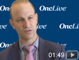 Dr. Levy on Therapy for Rapidly Progressing NSCLC