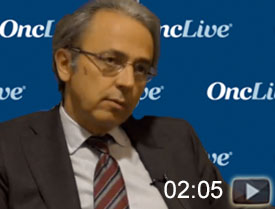 Dr. Llovet on Combination Therapy in HCC