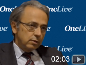Dr. Llovet on Precision Medicine in HCC