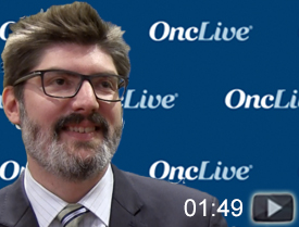 Dr. Locke Discusses Long-Term Follow-Up of ZUMA-1 Trial for NHL