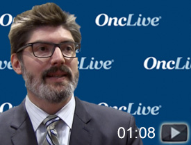 Dr. Locke on the ZUMA-6 Trial of Axi-Cel With Atezolizumab for DLBCL
