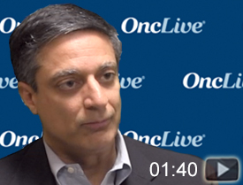 Dr. Lonial on Encouraging Data With Emerging Agents in Myeloma