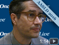 Dr. Montano-Loza on Link Between HCC Risk and High Visceral Adipose Tissue