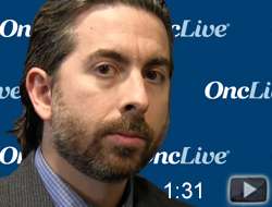 Dr. Jason Luke on Sequencing Targeted and Immunotherapy Agents in BRAF+ Melanoma