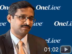 Dr. Mahantshetty on Challenges With Concomitant Chemoradiation Trial in Cervical Cancer