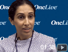 Dr. Makker on Synergy Between Lenvatinib and Pembrolizumab in Endometrial Cancer