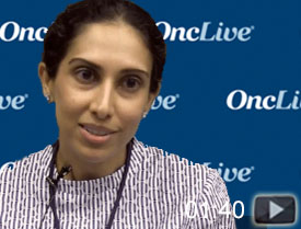 Dr. Makker on Unmet Needs for Patients with Advanced Endometrial Cancer