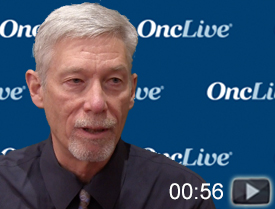 Dr. Maloney on CAR T-Cell Product in B-Cell Lymphoma