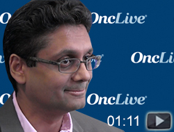 Dr. Shah on the Difference in Treatment of Left- and Right-Sided Tumors in CRC