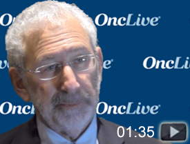 Dr. Markman Discusses Treating Ovarian Cancer as Chronic Disease