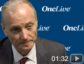 Dr. Marshall on Personalized Chemotherapy in CRC