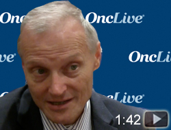 Dr. John L. Marshall on Y-90 in Colorectal Cancer