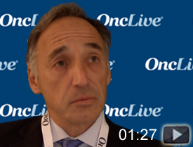 Dr. Mason on the Role of Surgery in Stage III NSCLC