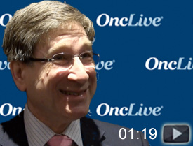 Dr. Mason on Next Steps Following 10-Year PROTECT Study Data in Prostate Cancer