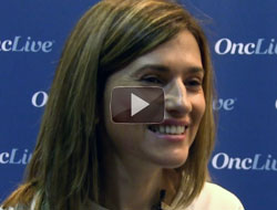 Dr. Mateos on Elderly Patients With Newly Diagnosed MM