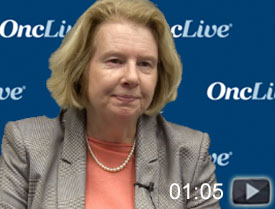 Dr. Matulonis Discusses Rationale of QUADRA Trial