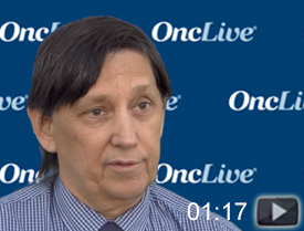 Dr. Maziarz on Unanswered Questions With CAR T-Cell Therapy in DLBCL
