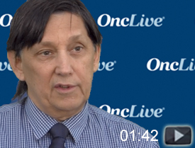 Dr. Maziarz Discusses Promise of Tisagenlecleucel in DLBCL