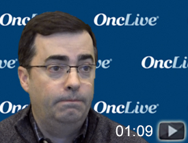 Dr. McDermott on the Promise of Pembrolizumab in Non-Clear Cell RCC