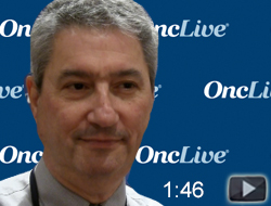 Dr. Robert Dreicer on Overcoming Resistance Pathways in mCRPC