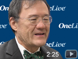 Dr. Philip L. McCarthy on Maintenance therapy for Multiple Myeloma