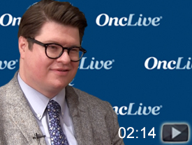 Dr. McCloskey Discusses IDH Inhibitors in AML