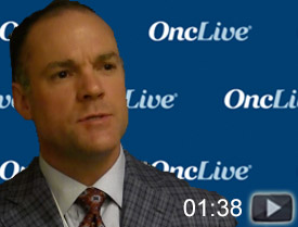 Dr. McCollum on Treatment in the First-Line Setting for CRC