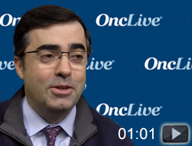Dr. McDermott on Novel Immunotherapy Combinations in RCC