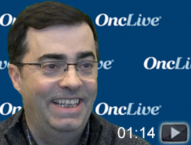 Dr. McDermott on Single-Agent Versus Combination Immunotherapy in RCC