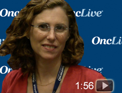 Yardena Samuels on RASA2 as Prognostic Biomarker in Melanoma