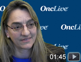 Dr. Meric-Bernstam on CB-839 Plus Cabozantinib in RCC