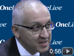 Dr. Mirza on Impact of Niraparib in Ovarian Cancer
