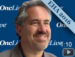 Dr. Ruben Mesa on COMFORT-I for Myelofibrosis