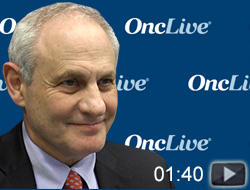 Dr. Atkins on Results of Atezolizumab Plus Bevacizumab in RCC