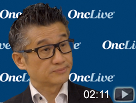 Dr. Mok Discusses Updated Data With Pembrolizumab in NSCLC