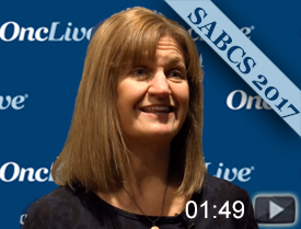 Dr. Moore Discusses Ovarian Preservation in Breast Cancer