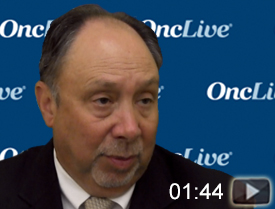Dr. Moskowitz on PET-Adapted Therapy in Advanced Hodgkin Lymphoma