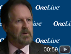 Dr. Mott on Sequencing of Treatments with NSCLC