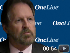Dr. Mott Discusses Targeted Therapy for ALK+ NSCLC