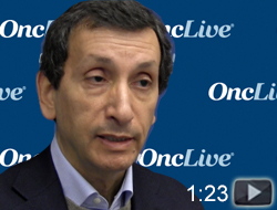 Dr. Michele Cavo on ASCT Role in Novel-Agent Era of Multiple Myeloma